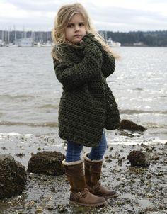 Ravelry: Thurston Sweater by Heidi May