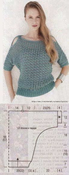How to Crochet a Little Black Crochet Dress - Crochet Ideas Black Crochet Dress, Crochet Blouse, Knit Crochet, Clothing Patterns, Knitting Patterns, Crochet Patterns, Pull Bebe, Mode Crochet, Summer Knitting