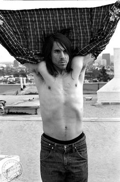 After their live show, Anthony Kiedis is all that I can think about