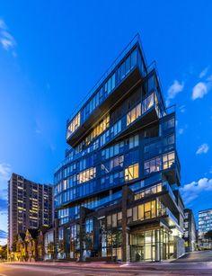 12 Degrees,Courtesy of CORE Architects