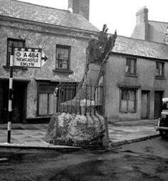 Photo of Carmarthen, The Old Oak 1949 from Francis Frith Wales Uk, South Wales, Newcastle Emlyn, Welsh Castles, Pembrokeshire Wales, Return Of Kings, Old Oak Tree, Legends And Myths, British History