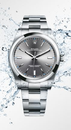 The Oyster Perpetual is the direct descendant of the original Rolex Oyster launched in 1926, the first waterproof wristwatch in the world and the foundation on which Rolex has built its reputation.