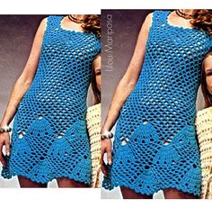 Hey, I found this really awesome Etsy listing at https://www.etsy.com/listing/228129496/crochet-dress-pattern-vintage-70s