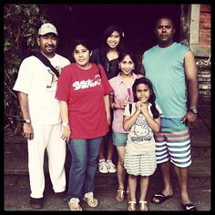 @ Bali, Dinnie Nathalia Family