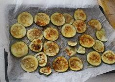 Valmista endale ise maitsvad krõpsud! Zucchini, Vegetables, Food, Essen, Vegetable Recipes, Meals, Yemek, Veggies, Eten