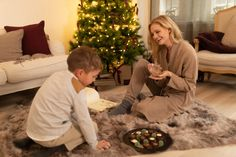 Balmuir brings Christmas to your home. From Balmuir you will find cosy and stylish cashmere clothing to lounge in throughout this special season or beautiful home items to decorate your home with holiday hues.  Balmuir, Holiday season, Christmas, Home decor, Fashion,