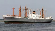 Fishing Vessel, Jeddah, Rotterdam, Sailing Ships, History, Nature, Travel, Boats, Sea