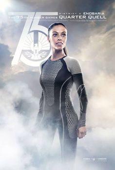 Hunger Games : Catching Fire - Quarter Quell :: Enobaria