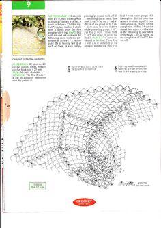 Crochet Monthly 226 - Lita Z - Álbumes web de Picasa
