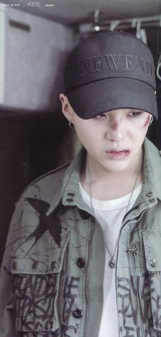 [SCAN] BTS Memories of 2016 - Suga: Give it to Me MV © Celsius613