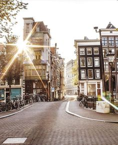 Beautiful Amsterdam The Netherlands