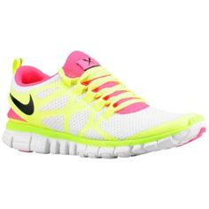 Nike Free 3.0 V3.. I have the black and neon pink, now I need these!