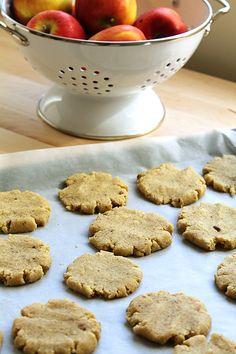 In my kitchen: Walnut Cookies
