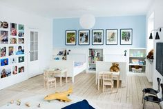 mommo design: 10 SHARED ROOMS