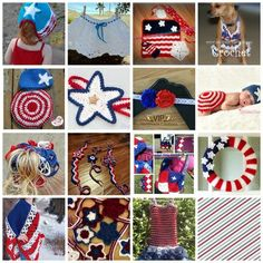 Glamour4You - Glamorous Collection 1 - 4th of July theme. A wonderful compilation of Handmade!