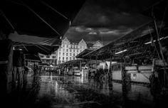 The fish market – AANESTAD IN BLACK & WHITE