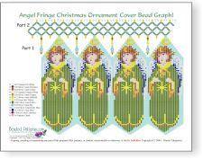 Angel Dress Christmas Ornament