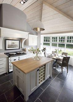 And Black Kitchen Accessories The White AGA Total Control in Kitchen.The White AGA Total Control in Kitchen. Kitchen Mantle, Aga Kitchen, Kitchen Cooker, Country Kitchen, Kitchen Dining, Kitchen Decor, Kitchen Ideas, Neptune Kitchen, Kitchen Chimney
