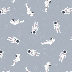 Out of this World with NASA collection by Riley Blake Designs.