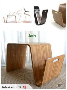 Replica Offi Magazine Table | Trade Me Dark Wood Furniture, Furniture  Design, Magazine Table
