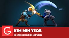 Kim Min YeoB - 3D Game Animation Portfolio