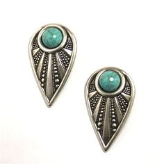 Casablanca Jeweled Earring - More Colors