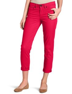 Colored jeans for summer!