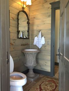 Shiplap with transparent water based driftwood stain ...