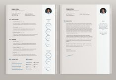 Free Usable Resume Templates Free Resume Templates, Free Blank Resume Free Printable Resume Format Free Printable For, Resume Examples Free Usable Resume Templates Simple Template, Free Indesign Resume Template, Free Printable Resume Templates, Resume Design Template, Cv Template, Creative Resume Templates, Templates Free, Adobe Indesign, Template Illustrator, Adobe Illustrator