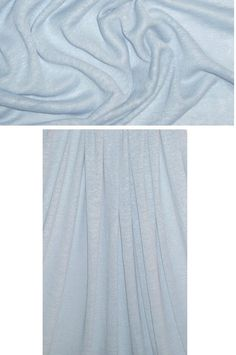linen knit in this cloud blue color that makes me want to float away on it (found at EmmaOneSock.com)