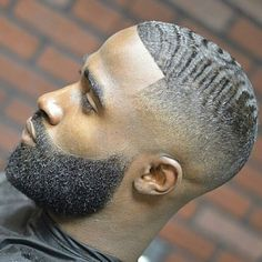 """3,649 Likes, 15 Comments - Barber Lessons ✂️ (@barberlessons_) on Instagram: """"Nice and wavey!! Can never go wrong with a CLASSIC!! Clean cut by Charlotte barber, @tre_trimz…"""""""