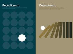 La historia de la filosofía en afiches que sintetizan las principales escuelas de pensamiento desarrolladas en Occidente, por el diseñador Genis Carreras. Visto en pijamasurf.com