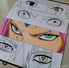 Naruto fan art
