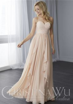 de2ae32ce1c Buy Australia Pink Beads Halter A-line Sleeveless Chiffon Floor Length  Zipper Ruched Bridesmaid   Wedding Party Dresses at AU 166.06