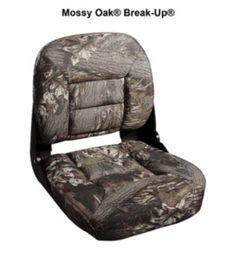 fold-down boat seats