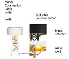 Moooi Construction Lamp S Farben