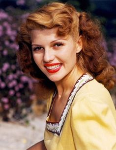 rita hayworth color - Google Search