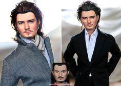 iG Colunistas – O Buteco da Net - » Artista plástico cria bonecos com aparência que lembra personalidades do mundo real – Parte 2