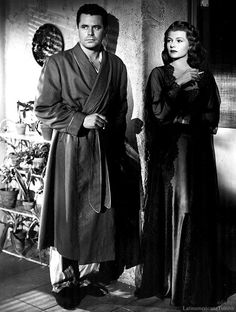 Glenn Ford & Rita Hayworth