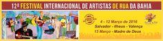 Blog do Rio Vermelho, a voz do bairro: Inscrições abertas para 12º Festival Internacional...