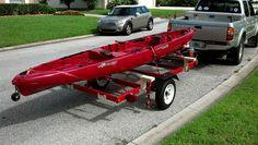 kayak trailer - Google Search
