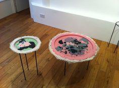 Troels Flensted - Poured Tables