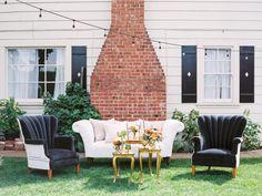 Garden Vineyard | Fitz Place | Seventh Heaven Vintage Rentals