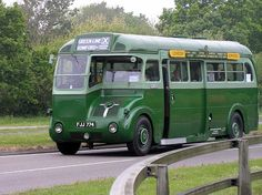 British Bus.