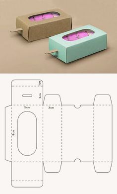 Cakesicle box Caja para paletas tipo Magnum The post Cakesicle box appeared first on Paper Diy. Diy Gift Box, Diy Box, Diy Gifts, Gift Boxes, Box Packaging, Packaging Design, Paper Box Template, Box Templates, Box Template Printable