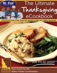 Free Ultimate Thanksgiving eCookbook! at TheFrugalGirls.com #thanksgiving
