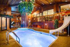 Sybaris Hotel Indianapolis for Honeymoon!