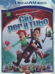 """""""Giu' Per Il Tubo"""" DVD"""