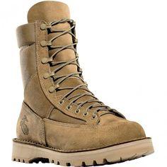 26027 Danner Men's Marine Hot USMC Military Boots - Tan www.bootbay.com