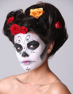 #PANDORAloves ... a great Halloween costume or makeup! #halloween